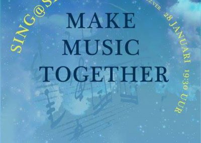 28-01-2017 Oostkapelle Make Music Together